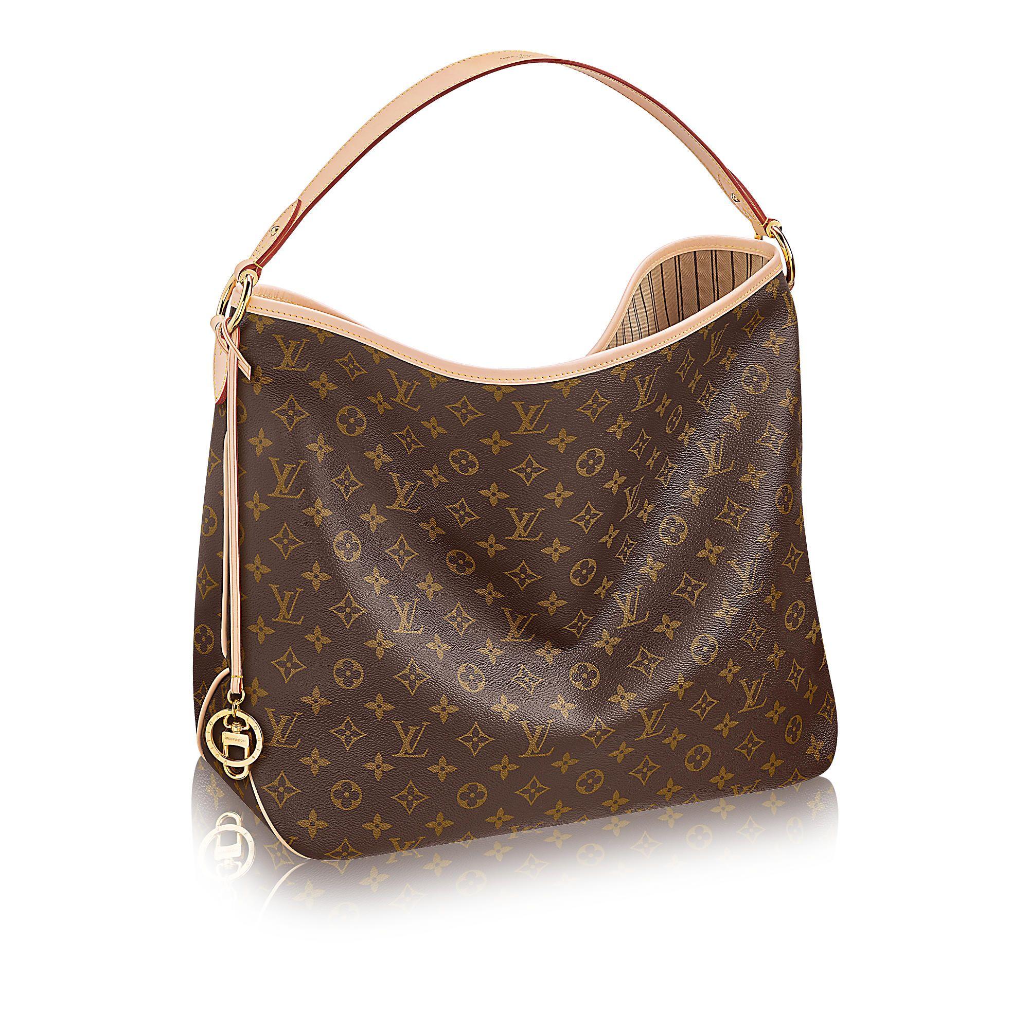 Discover Louis Vuitton Delightful GM via Louis Vuitton | Handbags ...