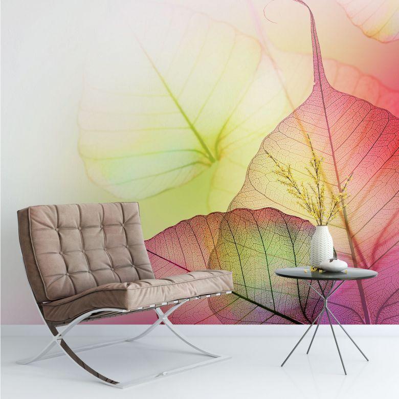 Great Fototapete Pink Design. Schmücken Sie Ihre Wohnung ...
