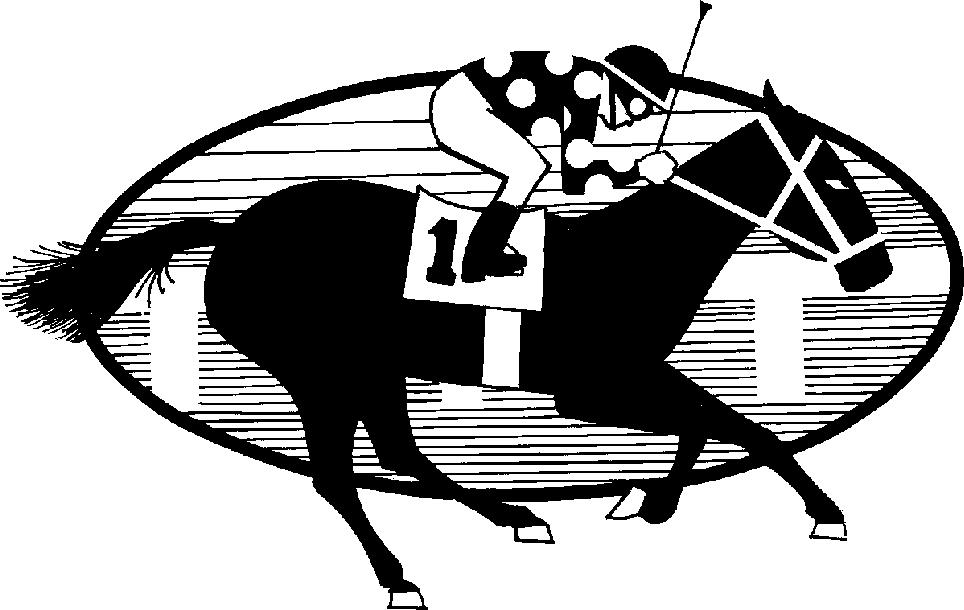 horse racing borders clipart clipart kid bc night at the races rh pinterest com horse racing clipart horse racing clip art images