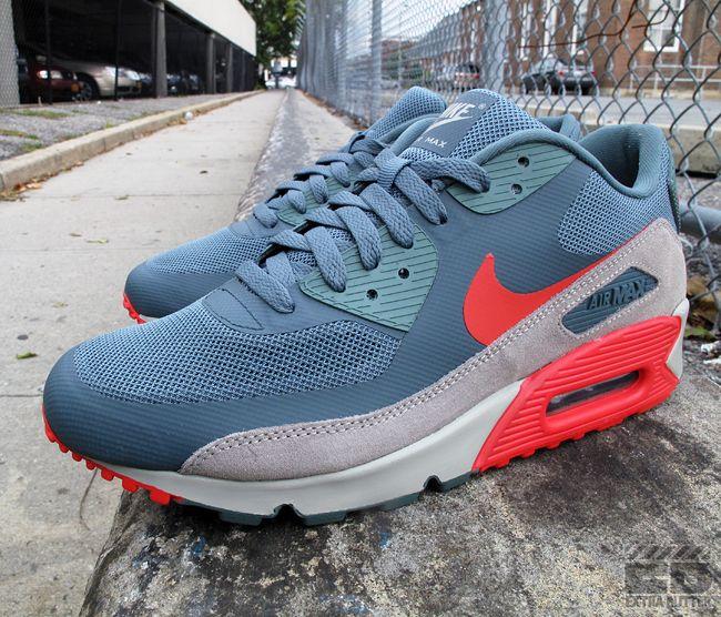 Nike Air Max 90 Hyperfuse – HastaSunburst | Shoes