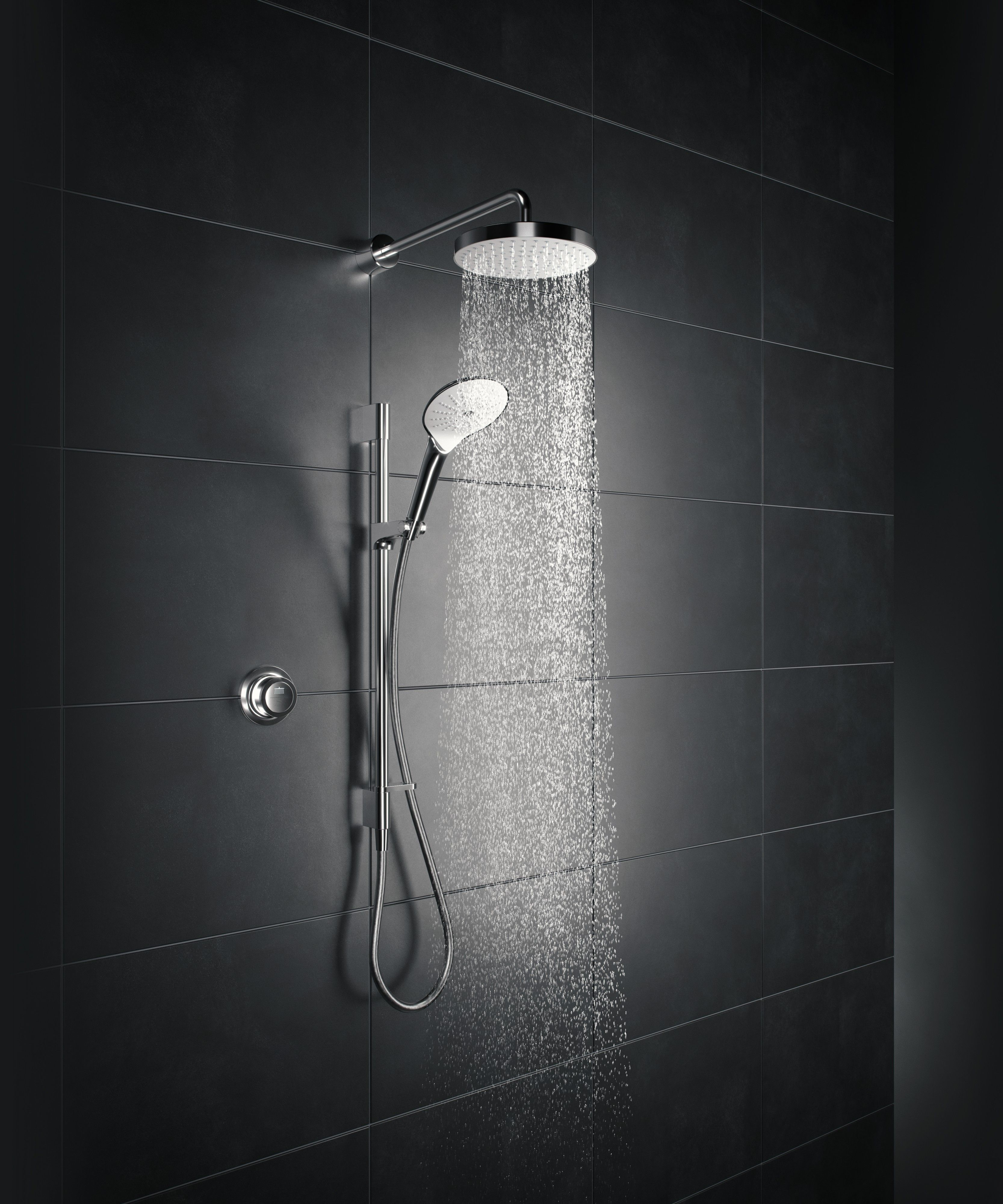 Introducing The New Mira Mode Digital Shower, Designed