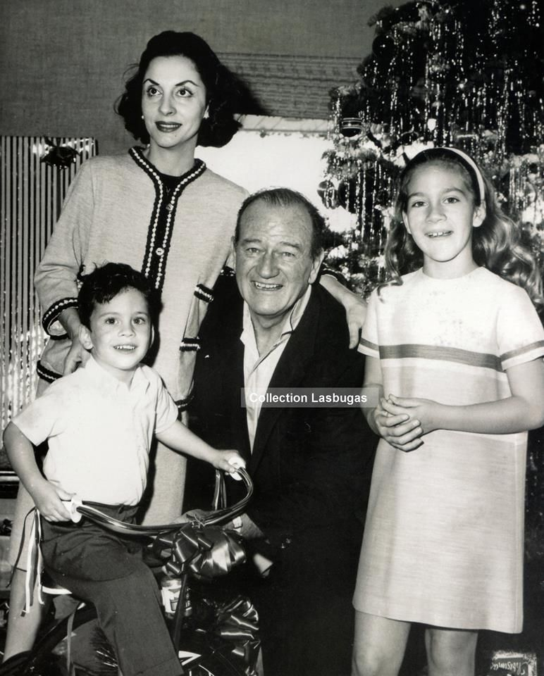 Family of John Wayne | HISTORY in 2018 | Pinterest | John Wayne ...