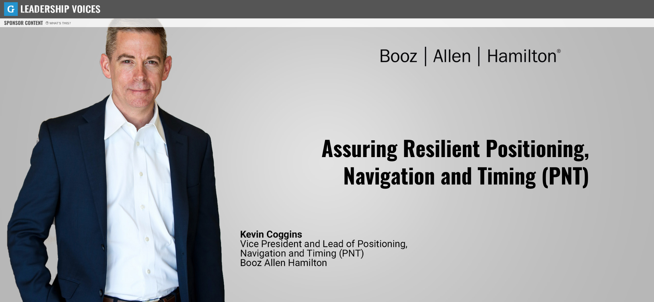 Assuring Resilient Positioning Navigation And Timing Pnt Disruptive Technology Cyber Network Resilience