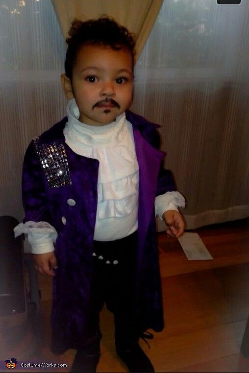 I handmade the costume for my 18 month old grandson Italy Wilson. We got the idea from the internet where else lol?  sc 1 st  Pinterest & Mini prince | Halloween u0026 Fall | Pinterest
