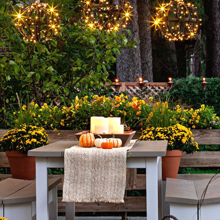 29 awesome outdoor light ideas you should copy for your