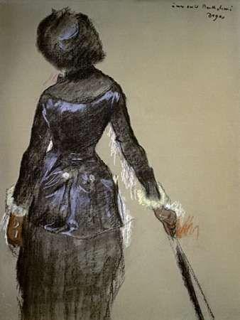 Mary Cassatt at the louvre