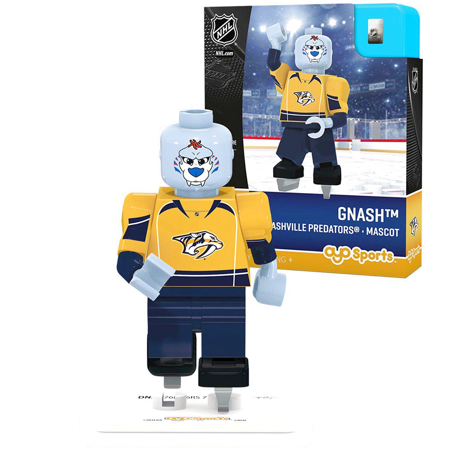 Gnash nashville predators oyo sports generation 3 mascot