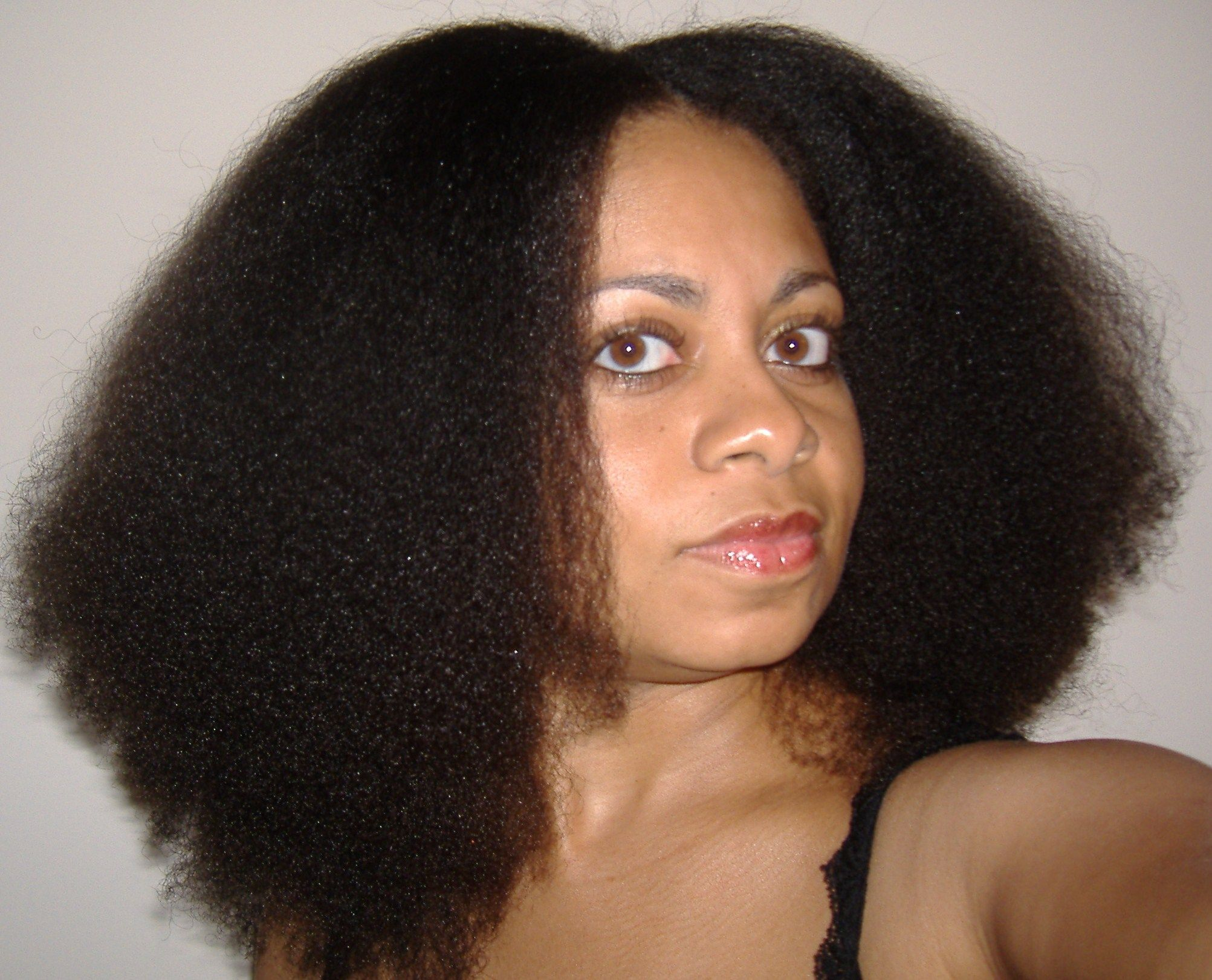 10 Steps to Growing African American Hair   Kale, Relaxed hair and ...