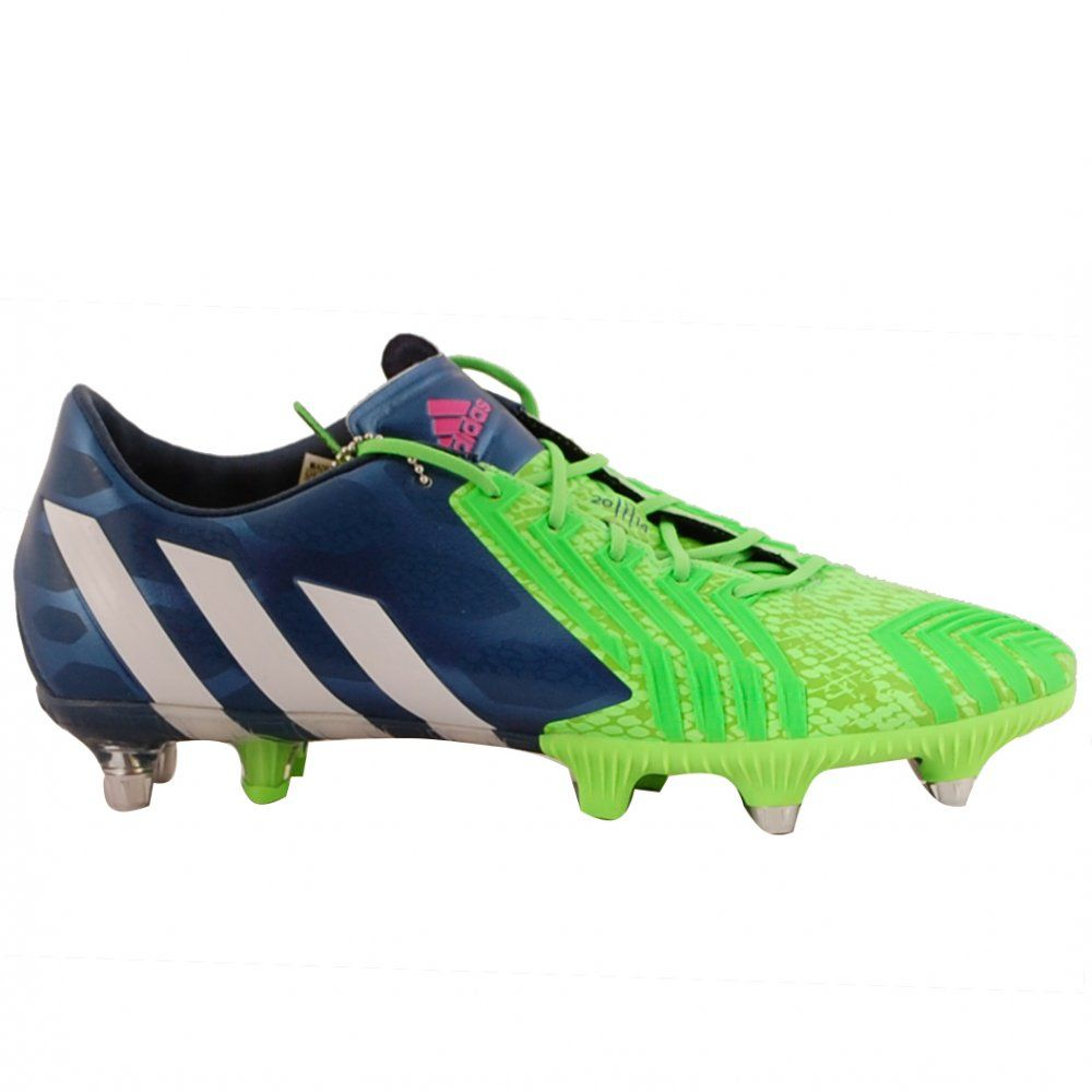 e6a5401bc94f Tony Pryce Sports - adidas Predator Instinct Senior Firm Ground Football  Boots Supernatural Green