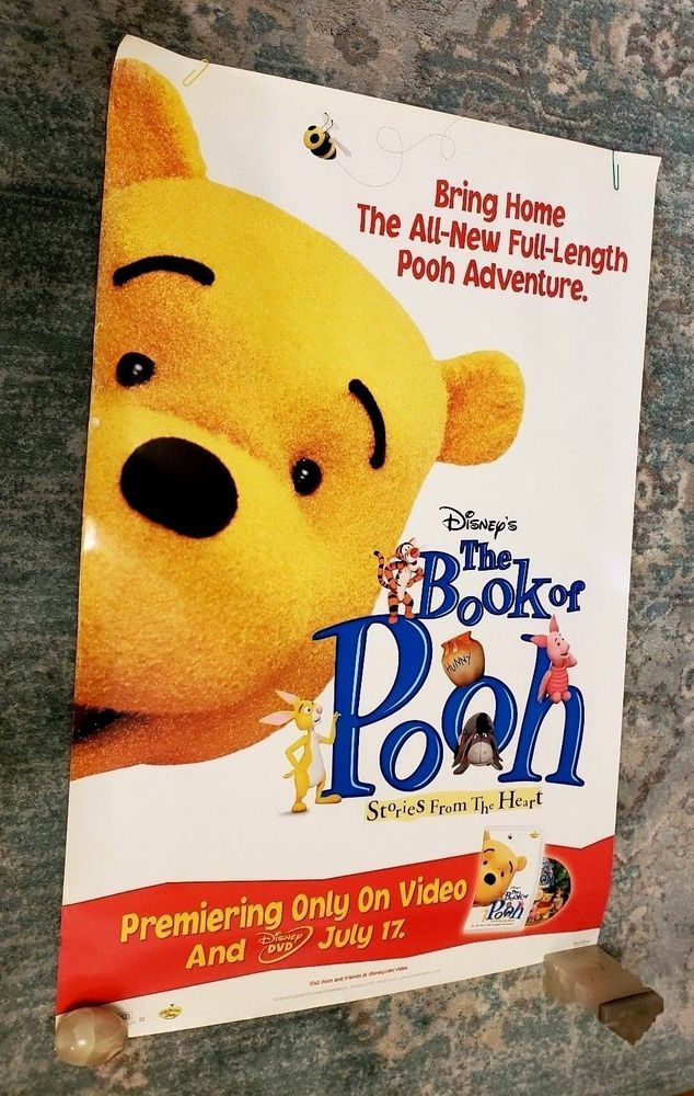 THE BOOK OF POOH Stories from the Heart (2001) MOVIE