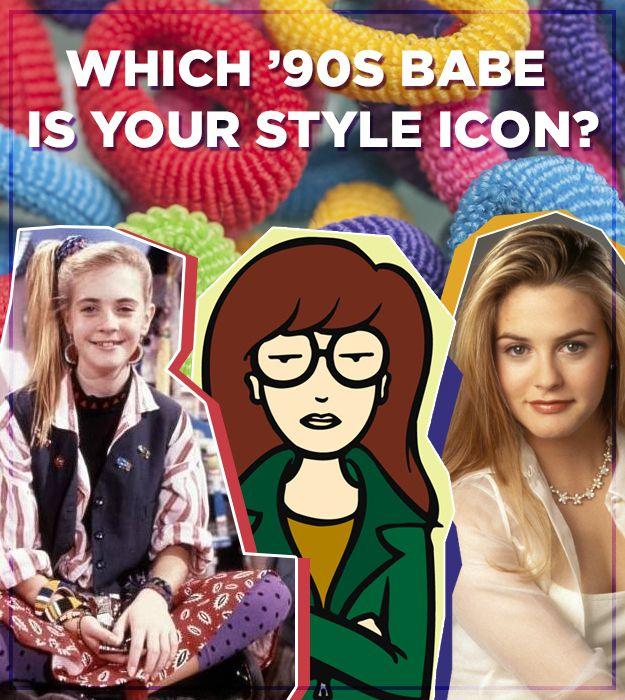 Which 39 90s Babe Is Your Style Icon Style Pinterest