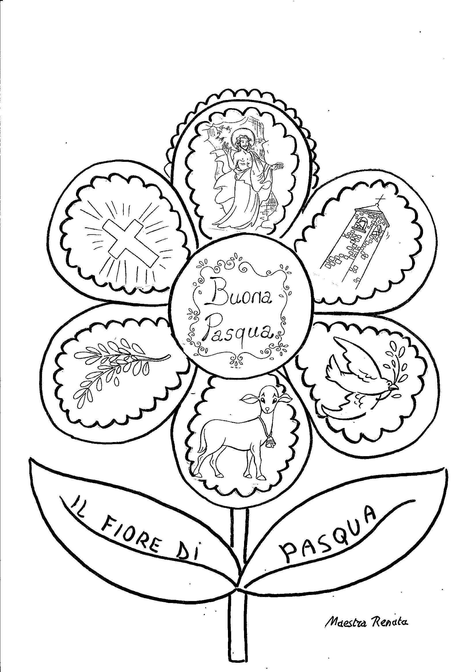 Collegamento plastica pinterest pasqua religione e for Maestra renata