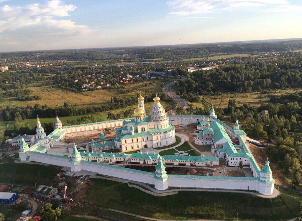 вариантов последней монастырь новый иерусалим подмосковье истра фото нередко травмируется