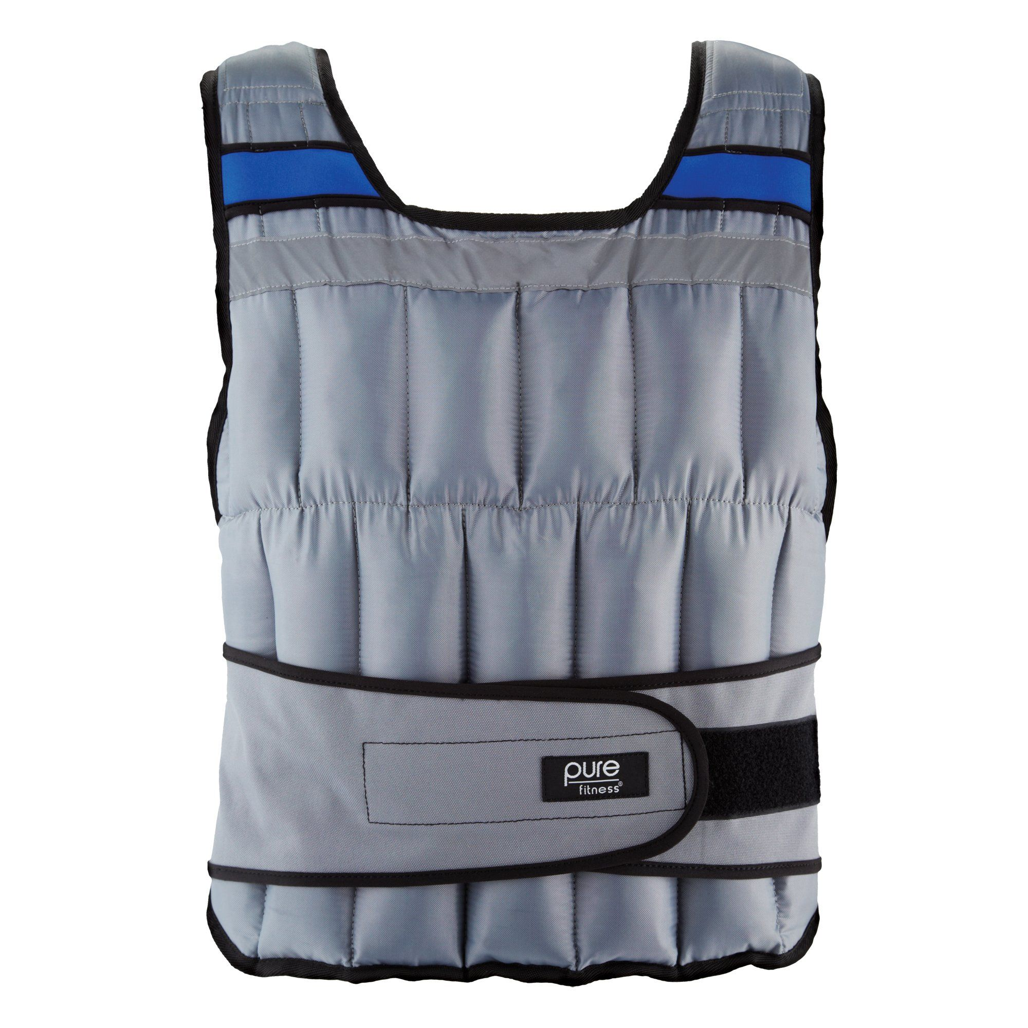 Pure Fitness 20 lb Adjustable Weighted Vest Weighted