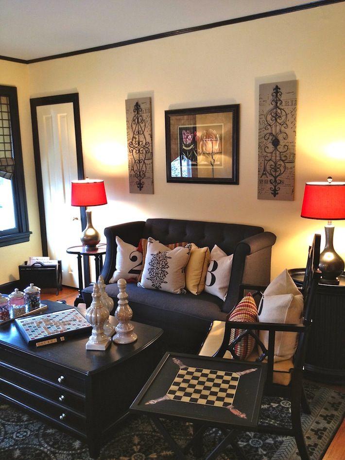 Home Interior Design Game Online: Middletown Mainstreet Designer Game Room