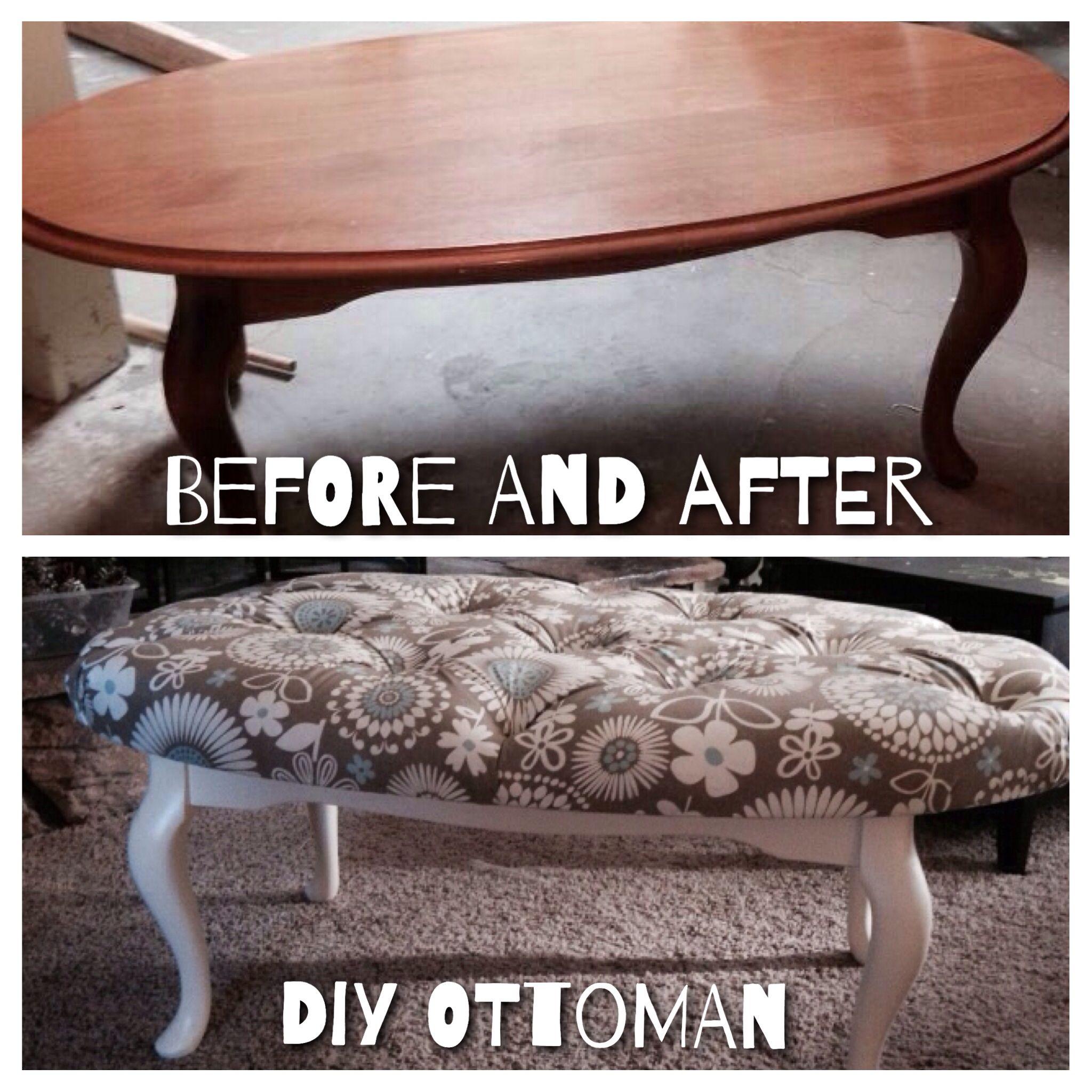 Pin By Lori Hatfield On Stuff I Made Lori Hatfield Designs Old Coffee Tables Diy Ottoman Coffee Table Coffee Table [ 2048 x 2048 Pixel ]