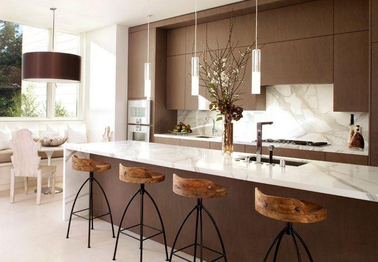 Amueblar cocinas, ideas prácticas para diferentes situaciones ...