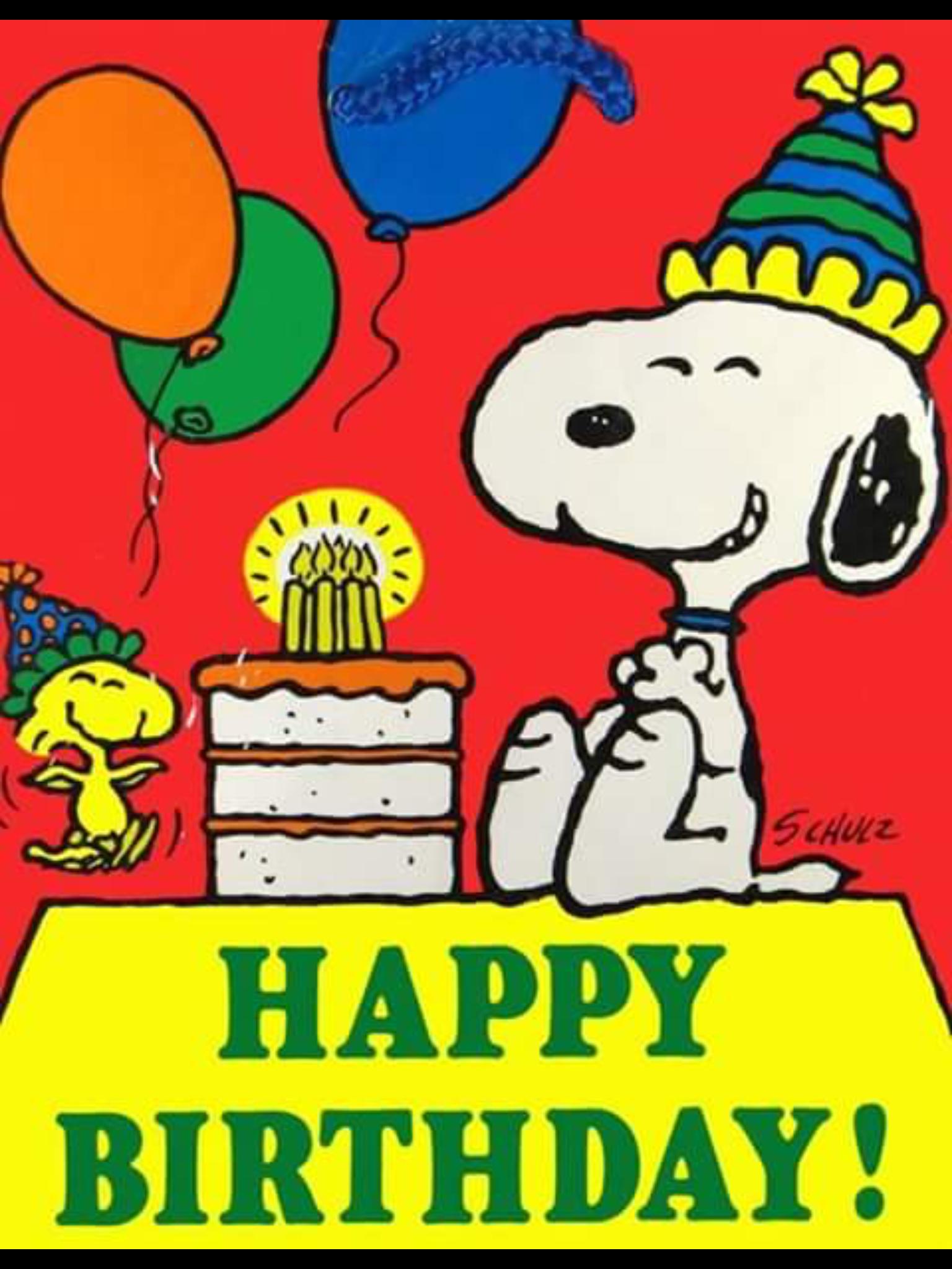 Pin De Karen Sheumaker En Greetings Feliz Cumpleanos De Snoopy Cumpleanos Snoopy Feliz Cumpleanos Nina