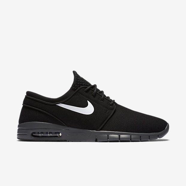 SB Stefan Janoski Max Skate Shoe. Nike
