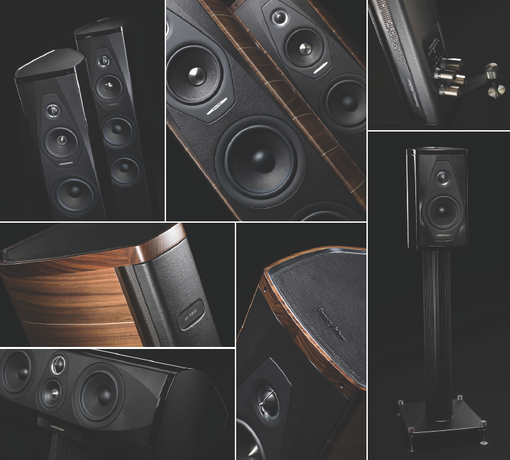Sonus faber Releases Olympica III in Wenge Finish   Gadgets