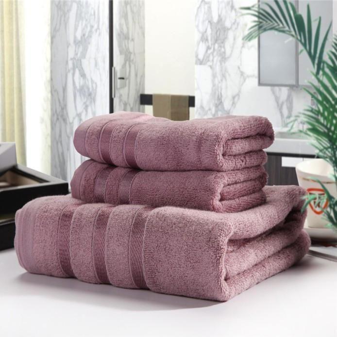 Bath Towels 3 Piece Set Cotton Towel Bath Towels Luxury Towels