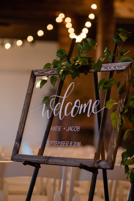 Wedding Welcome Sign #weddingwelcomesign