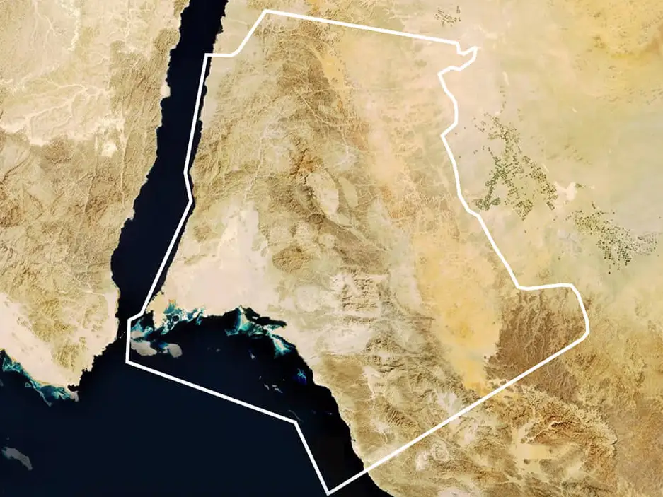 Everything We Know About Neom A Mega City Project In Saudi