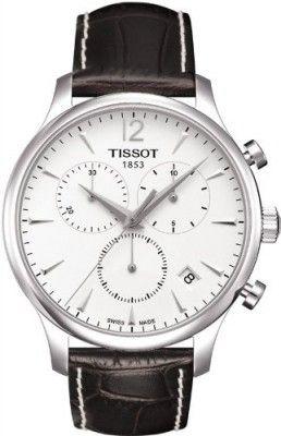 e42bf95b178 Relógio Tissot Men s T063.617.16.037.00 Silver Dial Tradition Watch  Relógio   Tissot