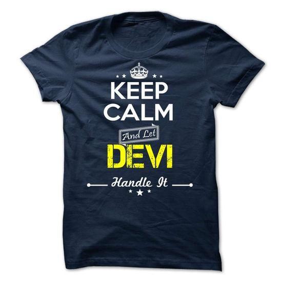 DEVI -keep calm - #crop tee #sorority tshirt. LIMITED TIME PRICE => https://www.sunfrog.com/Valentines/-DEVI-keep-calm.html?68278