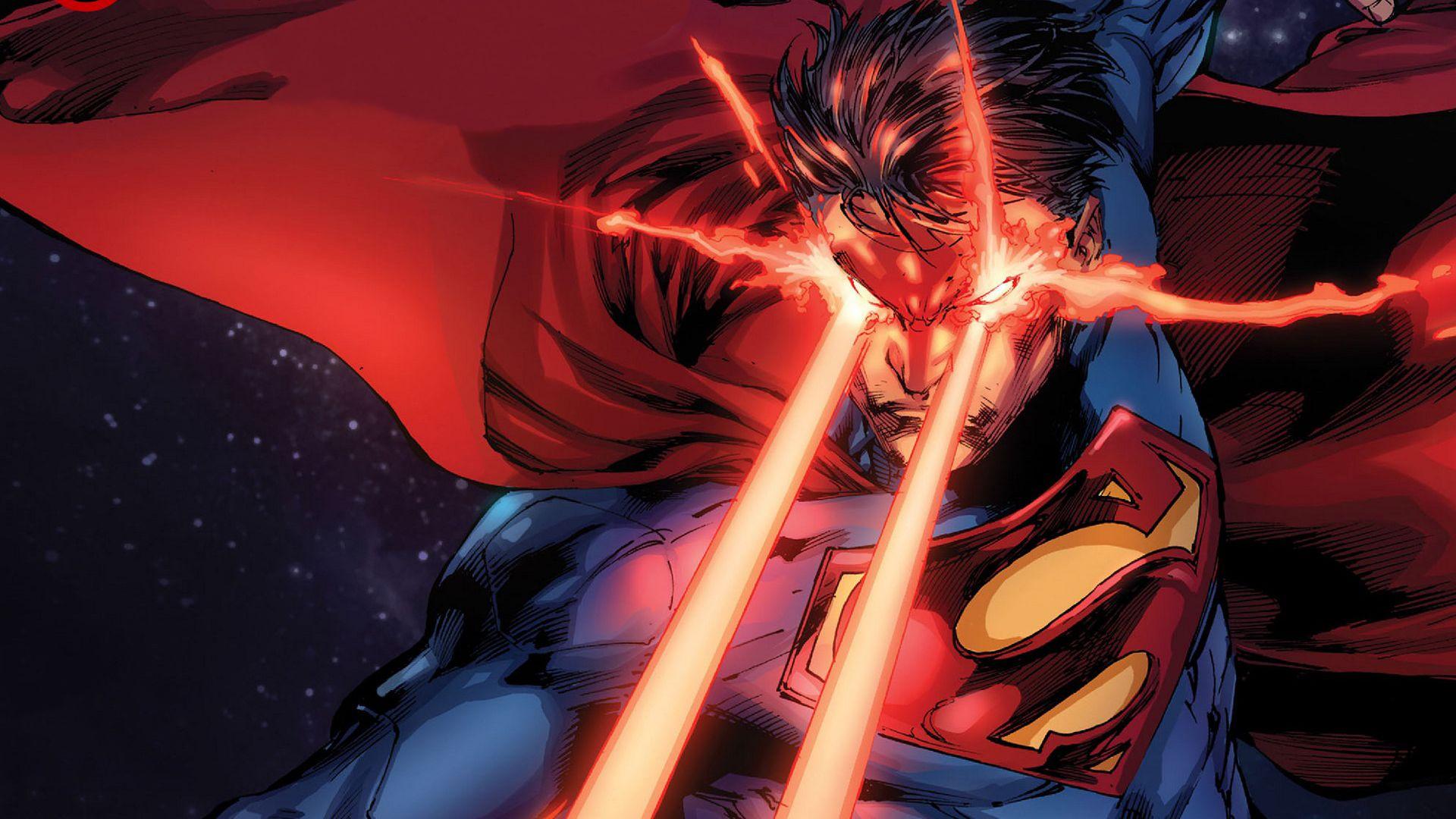 Comics superman wallpaper Full HD.