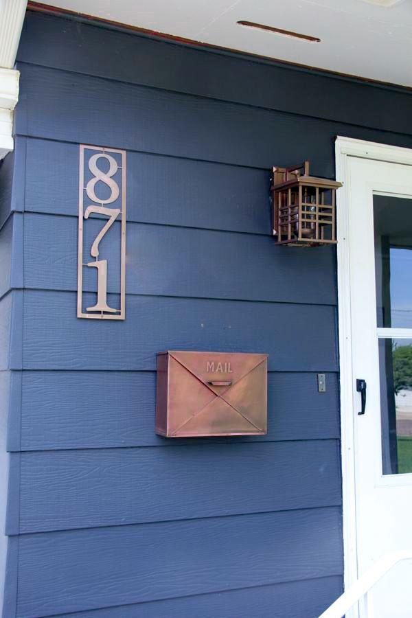 Copper Craftsman Exterior Accents Copper Home and Exterior homes