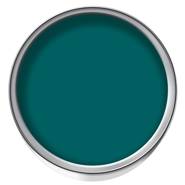 Dulux Kitchen And Bathroom Paint Colour Chart: Teal Tension....I Need This Color In My