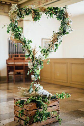 Hochzeitsdekoration Kirche Viele tolle Ideen in unserer Bildergalerie