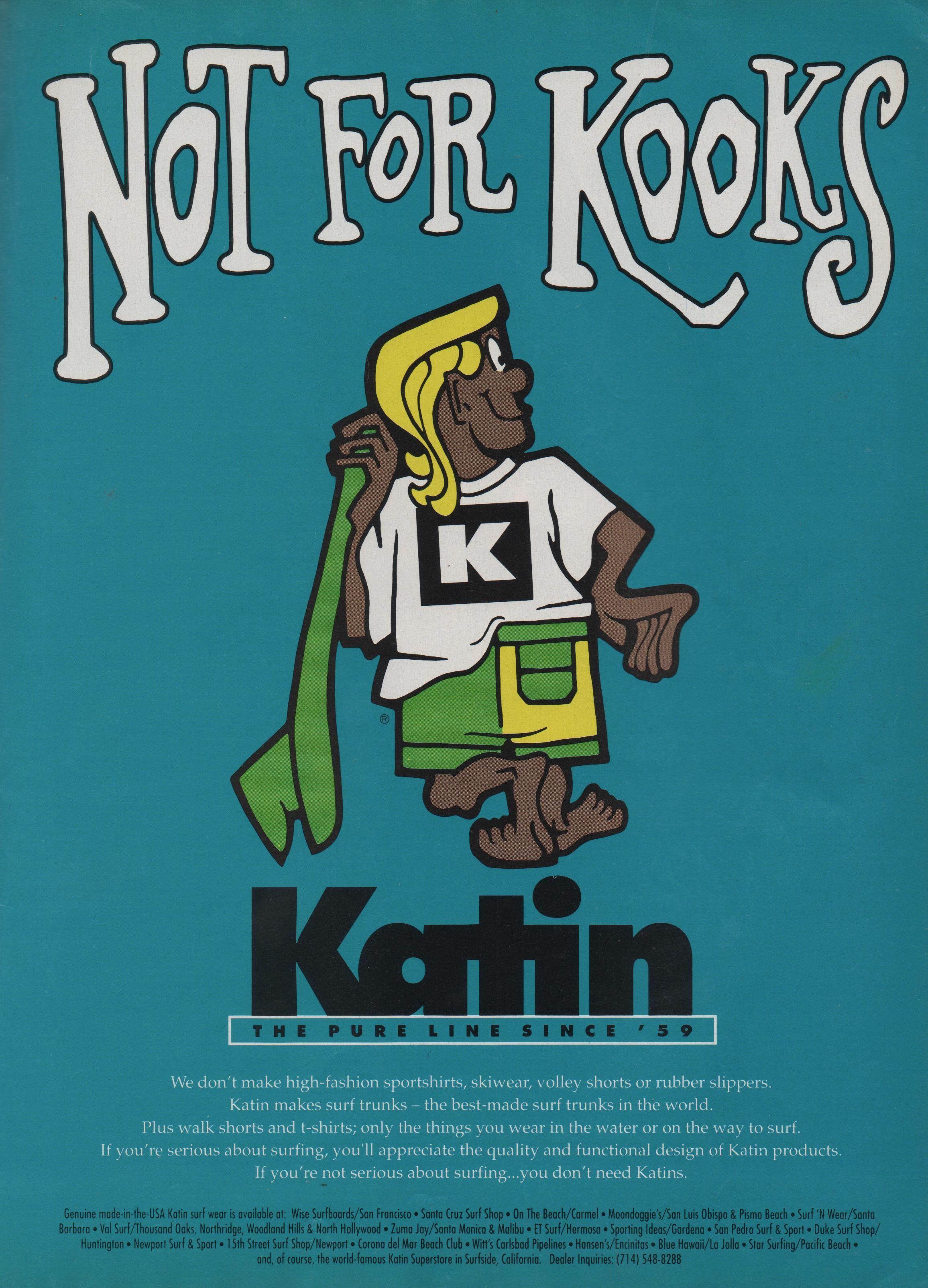 Old Katin Ad. Hagins collection.