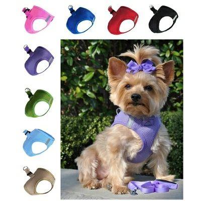Ultra Choke Free Small Dog Harness Step In Dog Harness Dog