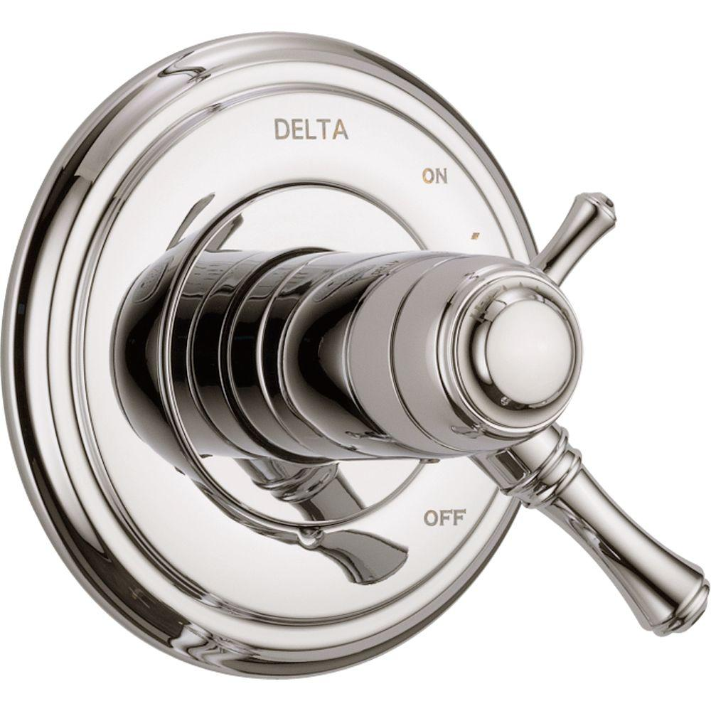 Delta Single Handle Shower Faucet Cartridge Removal Dengan Gambar