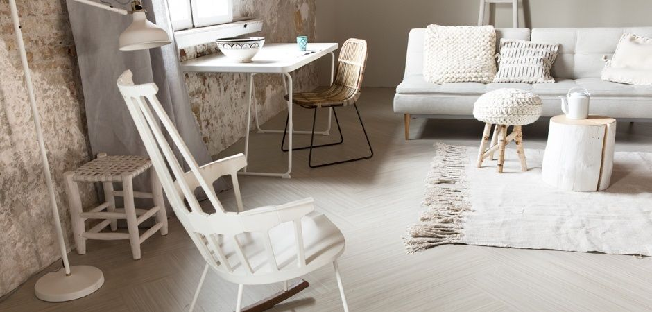 vtwonen Marmoleum | Vloer slaapkamer | Pinterest