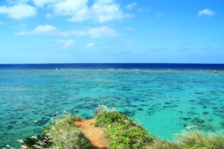 ナミヌウトゥ 波の音 恩納村裏真栄田 画像あり 沖縄 美しい