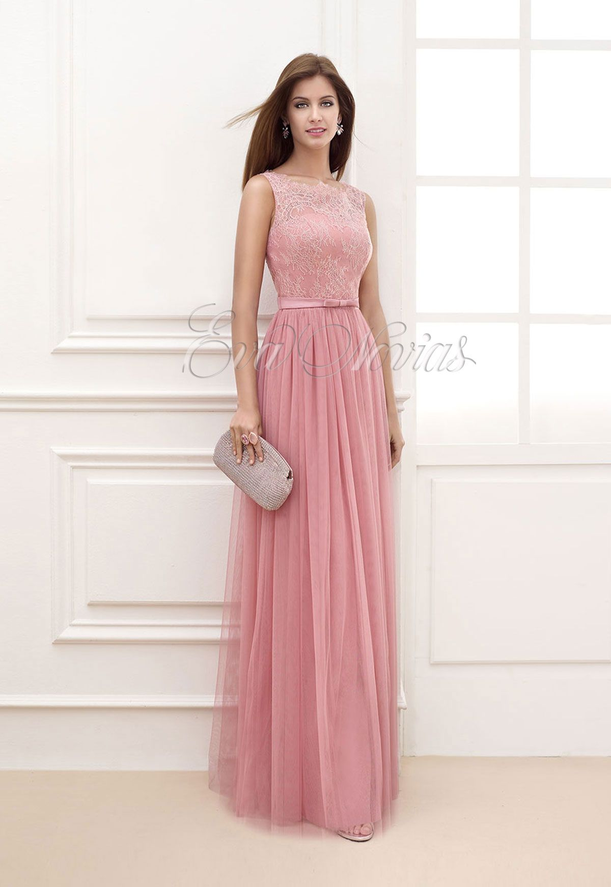 Vestido de fiesta de la firma Fara Sposa Modelo 6827 coleccion 2016 ...