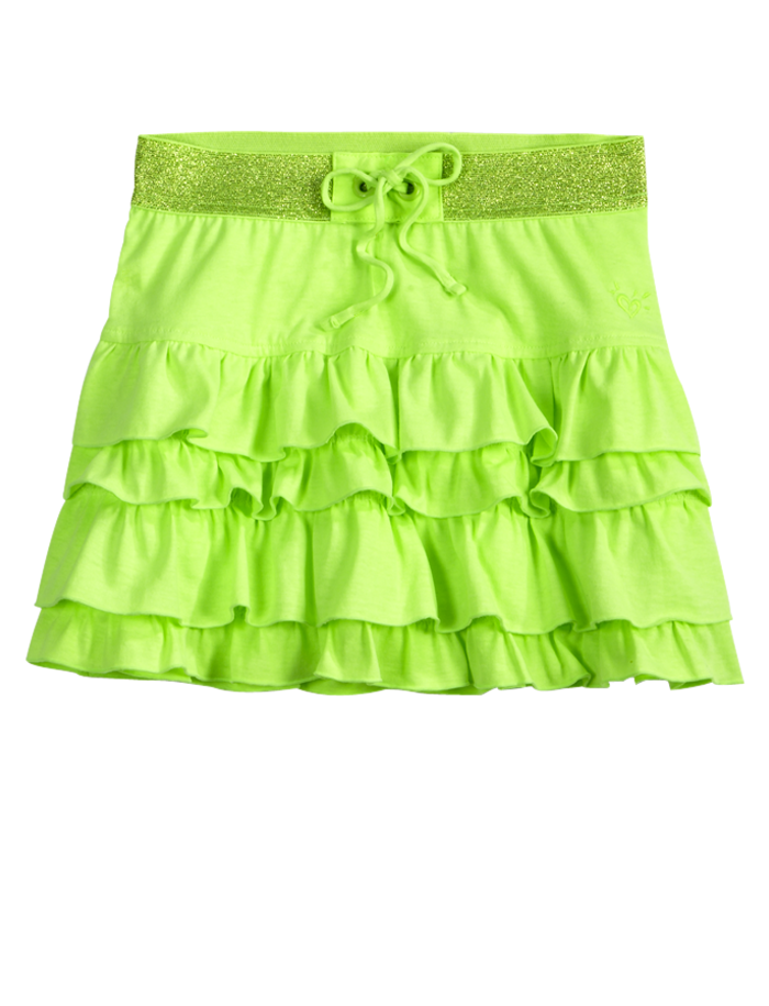 9ec38fd5e2 Girls Clothing | Skirts & Skorts | Tiered Knit Skirt | Shop Justice ...