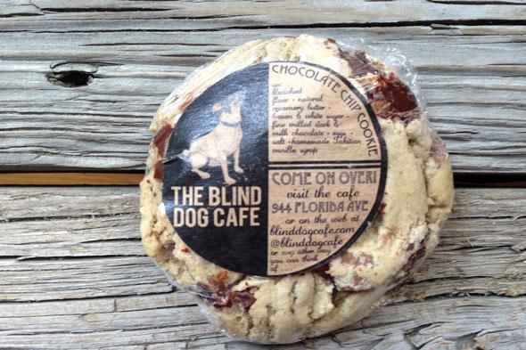 Blind Dog Cafe S Chocolate Chip Cookie So They Not Only