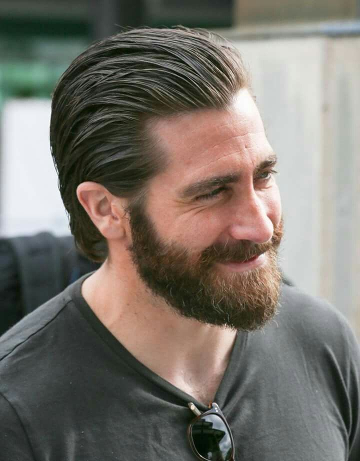 Jake Gyllenhaal Hair And Beard Styles Jake Gyllenhaal Beard Long Hair Styles Men