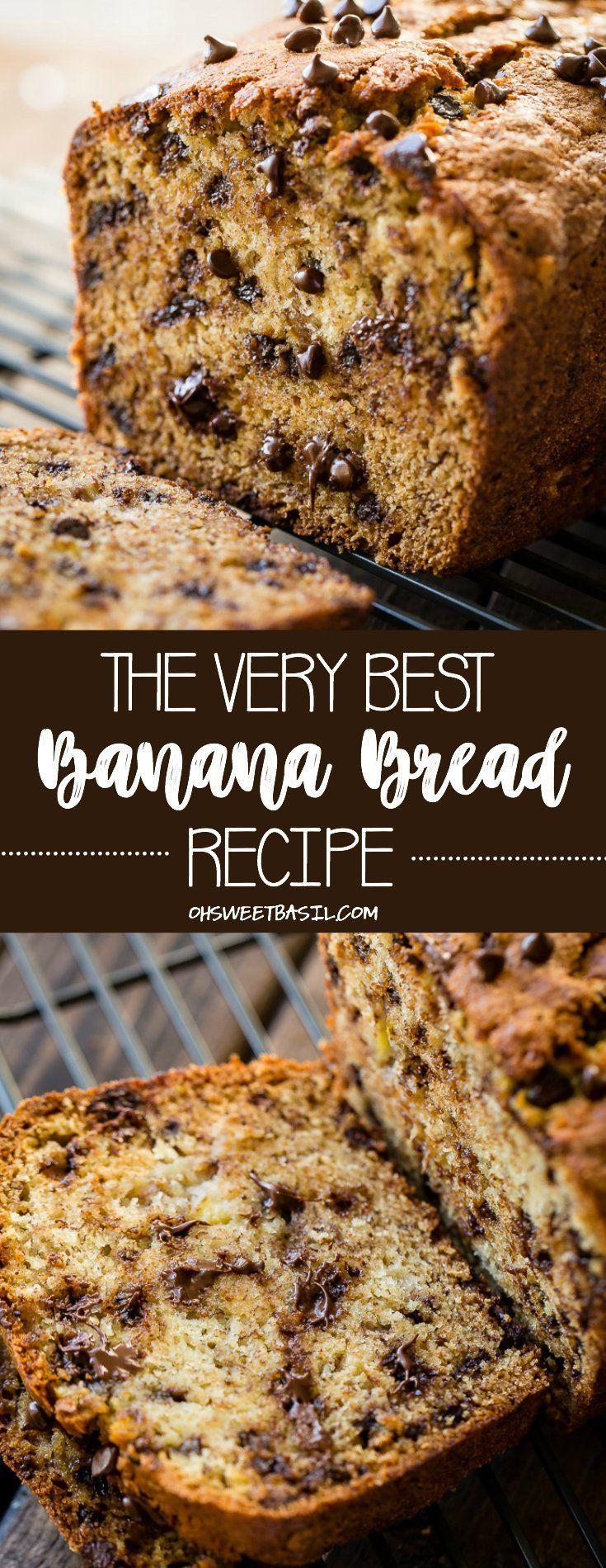 bestes Bananenbrot