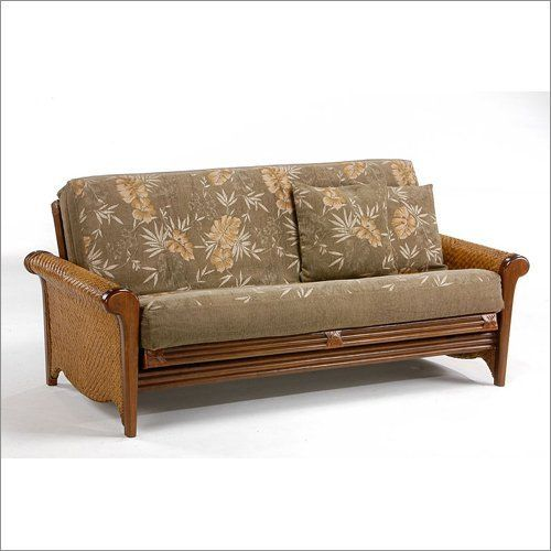 Queen New Energy Rosebud Futon Frame By