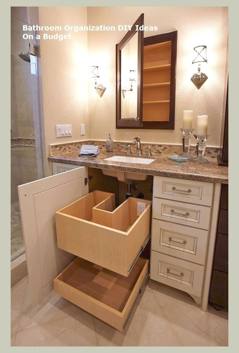 5 Tips To Organize A Small Pantry Organizingpantry Bathroom Design Small Small Bathroom Bathroom Renovations