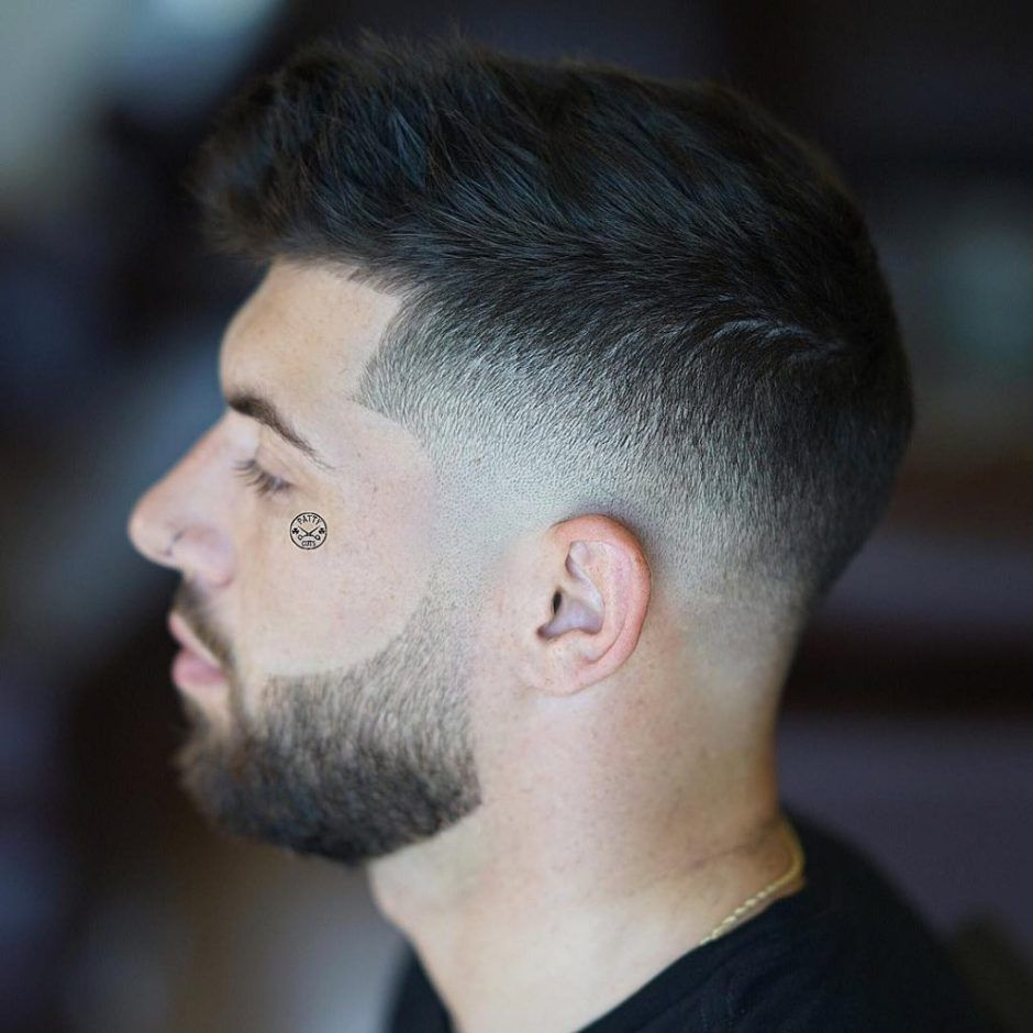 High Skin Fade Hairstyle Hairstyles Pinterest Hair Cuts Hair