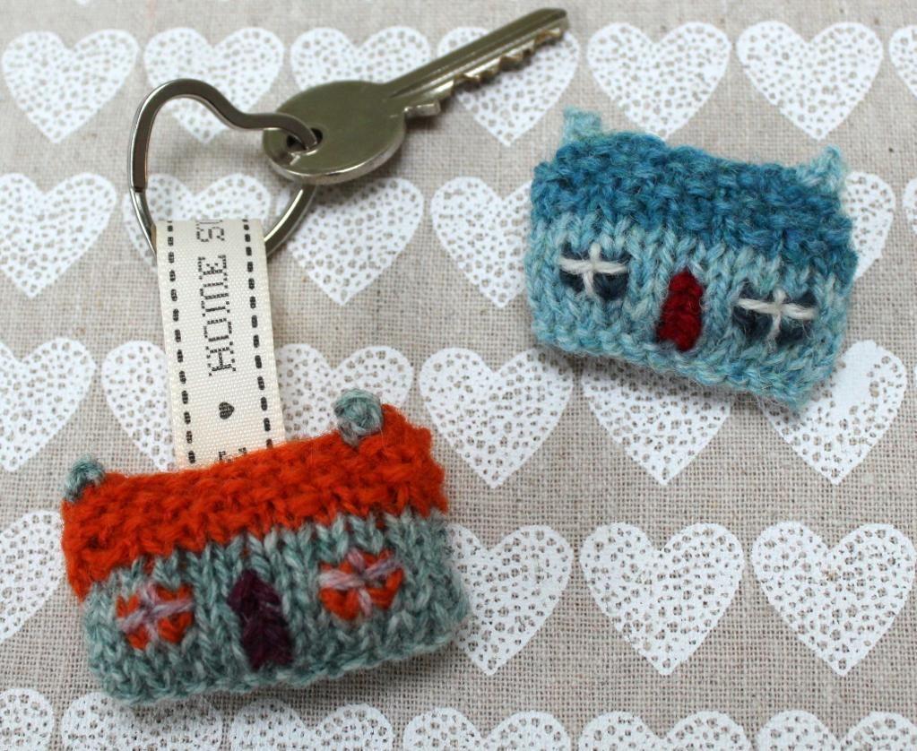 6 Creative Knit Housewarming Gifts | Häckeln, Stricken und Filz