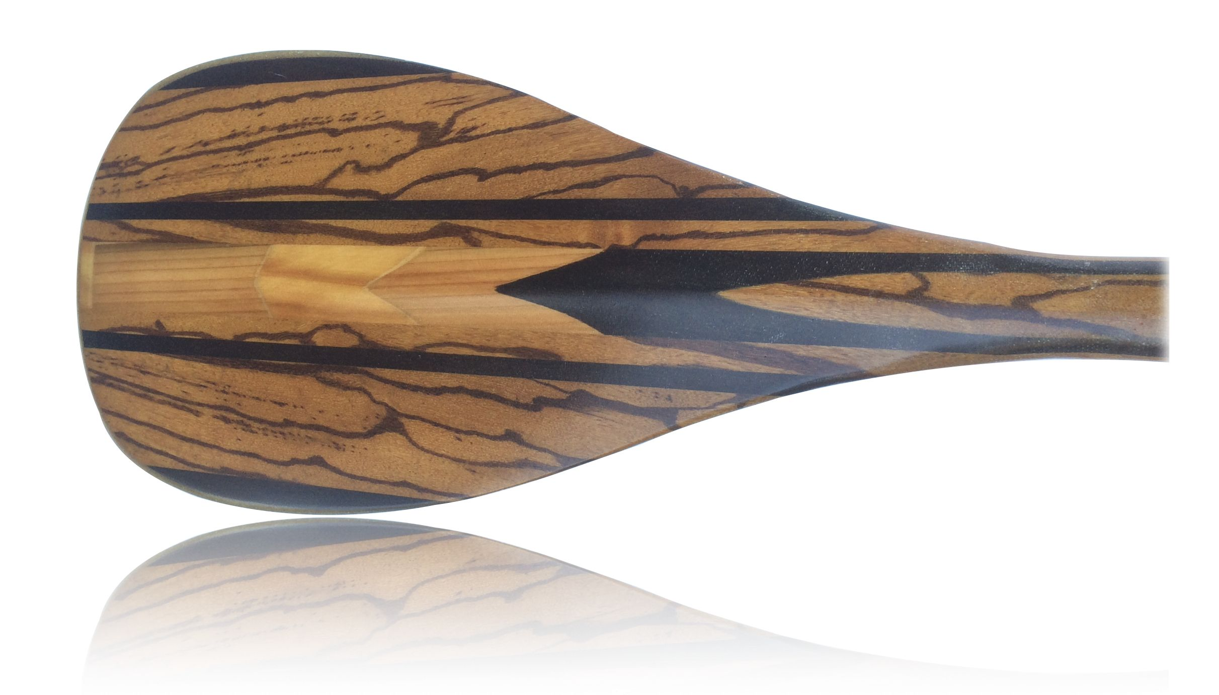 Deppen custom wood canoe paddles - Deppen Wood Carbon Fiber Stand Up Paddle Board Paddles