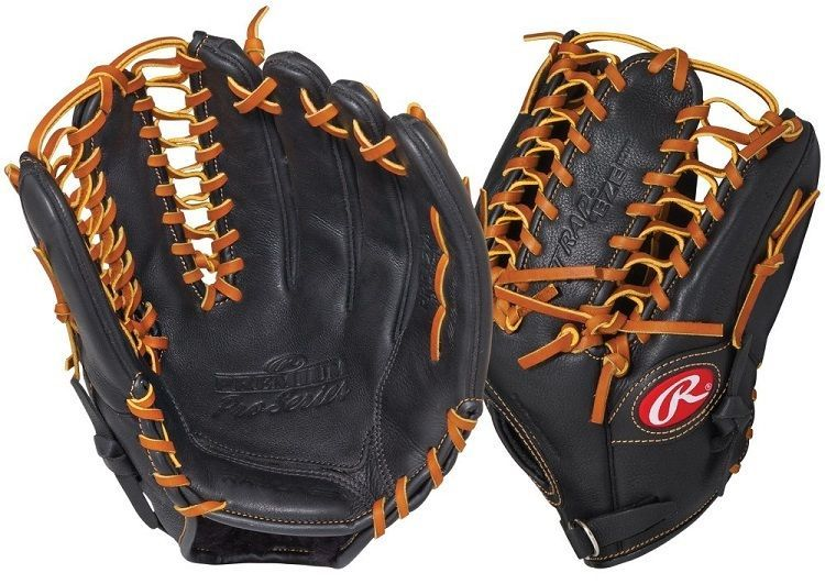 "Rawlings PPR1275 12.75"" Premium Pro Baseball Glove With ..."