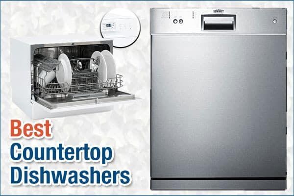 Top 9 Best Countertop Dishwashers Countertop Dishwasher